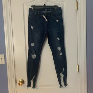 New York in Company Soho Ankle Jeans